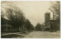 Main Street, Antrim, New Hampshire, 1907-1914