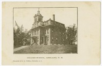 Graded School, Ashland, New Hampshire, 1901-1907
