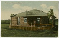 Minne, Lake Massabesie, Auburn, New Hampshire, 1907-1914