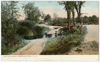 Tom Ham Brook, Barrington, New Hampshire, 1901-1907