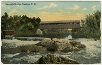 Runnels Bridge, Nashua, New Hampshire, 1907-1914