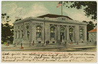 United States Post Office, Nashua, New Hampshire, 1901-1907