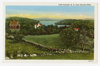 Lake Sunapee, Georges Mills, New Hampshire, 1930-1944