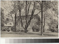 Kenmore Mansion in Fredericksbug, Virginia, 1907-1914