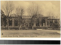 Domestic Science Building, Hampton Institute, Hampton, Virginia, 1907-1914