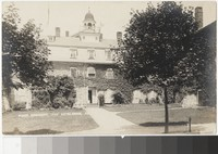 First Seminary(1749), Bethlehem, Pennsylvania, 1904-1918