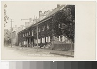 Widows House, Bethlehem, Pennsylvania, 1904-1918