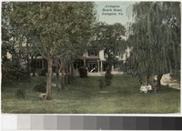 Irvington Beach Hotel, Irvington, Virginia, 1907-1913