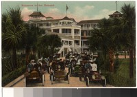 Ormond Hotel in Ormond Beach, Florida, 1907-1908