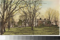 Washington and Lee University campus, Lexington, Virginia, 1901-1907
