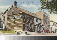 Luray Museum, Luray, Virginia, 1930-1944