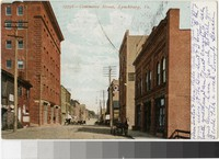 Commerce Street, Lynchburg, Virginia, 1901-1907