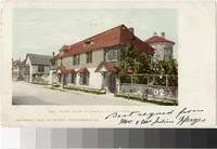 The oldest house in America, St. Augustine, Florida, 1902-1905