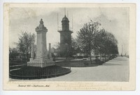 Federal Hill in Baltimore, Maryland, 1901-1907