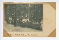 Little Wabash Railway, Pen Mar Park in Maryland, 1901-1907