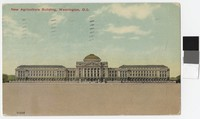 Department of Agriculture, Washington, D.C., 1907-1910