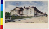 United States Treasury, Washington, D.C., 1901-1907