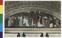 """Peace"" mural, Library of Congress, Washington, D.C., 1907-1914"