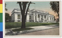 Public library, Washington, D.C., 1915-1930