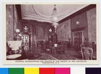 National Headquarters and Museum of the Society of the Cincinnati, Washington, D.C., 1915-1930