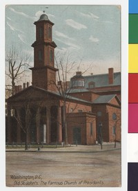 St. John's Church, Washington, D.C., 1907-1914