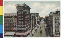 G Street, Washington, D.C., 1907-1914