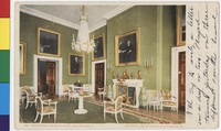 White House Green Room, Washington, D.C., 1904-1907