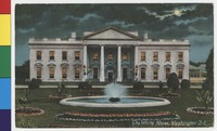 White House, Washington, D.C., 1907-1914