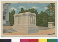 Tomb of the Unknown Soldier, Arlington, Virginia, 1930-1944