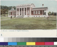Y.M.C.A., University of Virginia, Charlottesville, Virginia, 1901-1907