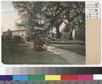 Major Sutherlin's Residence, Danville, Virginia, 1901-1906