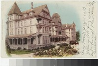 Hotel Vendome, San Jose, California, 1898-1905