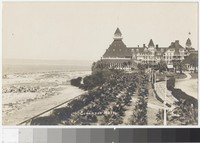 Coronado Hotel in Coronado, California, 1907-1918