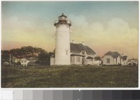 The Lighthouse in Chatham, Massachusetts, 1907-1914