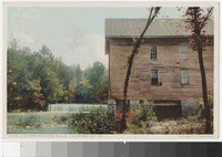 Lee and Gordons Mills in Chickamauga, Georgia, 1915-1930