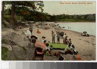 Dane Street Beach, Beverly, Massachusetts, 1907-1910