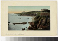 The Cliffs South, Newport, Rhode Island, 1907-1914