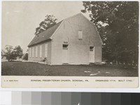 Donegal Presbyterian Church, Donegal, Pennsylvania, 1907-1914