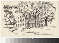 General Washington Inn, Downingtown, Pennsylvania, 1947