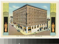 The Virginian Hotel, Lynchburg, Virginia, 1930-1944