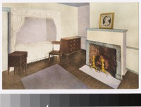 President Madison's Room at Monticello, Charlottesville, Virginia, 1907-1914