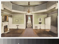 Entrance Hall, Monticello, Charlottesville, Virginia, 1907-1914