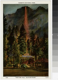 Camp Curry, Yosemite National Park, California, 1915-1930