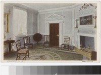 West Parlor, Mount Vernon, Virginia, 1926