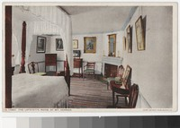 The Lafayette Room, Mount Vernon, Virginia, 1915-1930