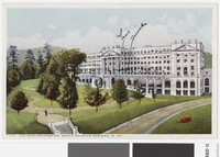 Greenbrier Resort, White Sulphur Springs, West Virginia, 1907-1914