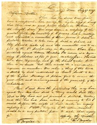 To Charles Farquhar -- From Granville Farquhar