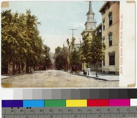 North Third Street, from Circle, Easton, Pennsylvania, 1901-1906
