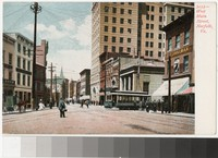 West Main Street, Norfolk, Virginia, 1901-1907