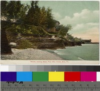 House overlooking Lake Erie, Erie, Pennsylvania, 1907-1915